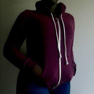 H&M Full zip sweater